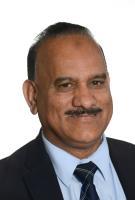 Councillor Dr Raja Saleem