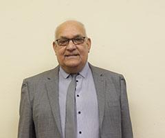 Councillor Mahmood Hussain