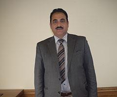 Councillor Aslam Khan